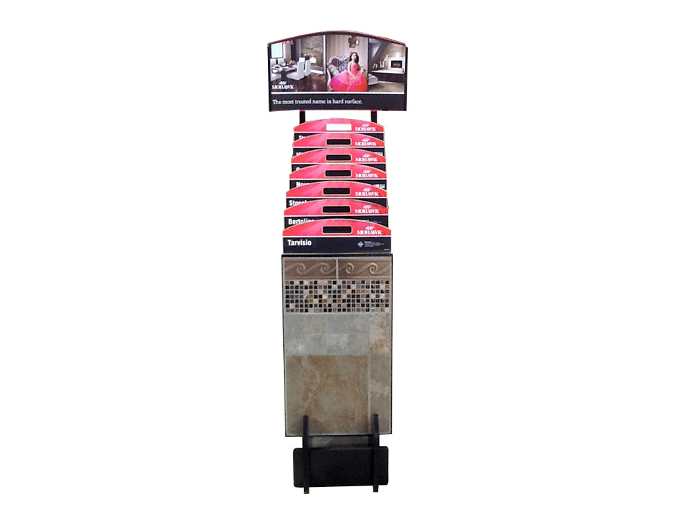 7  Slot Tile Display