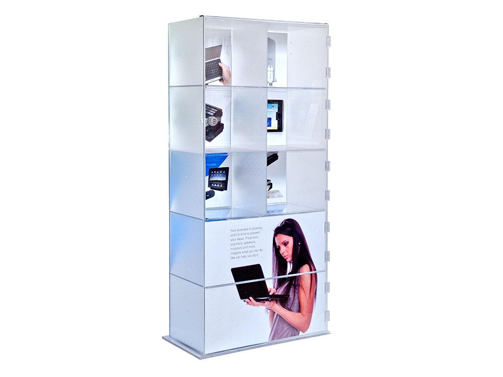 Retail Merchandiser Display