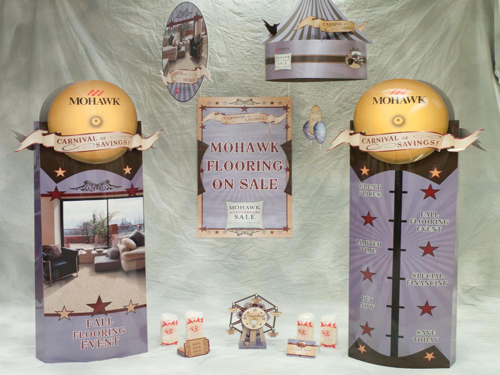 In-Store Custom Sale Kit
