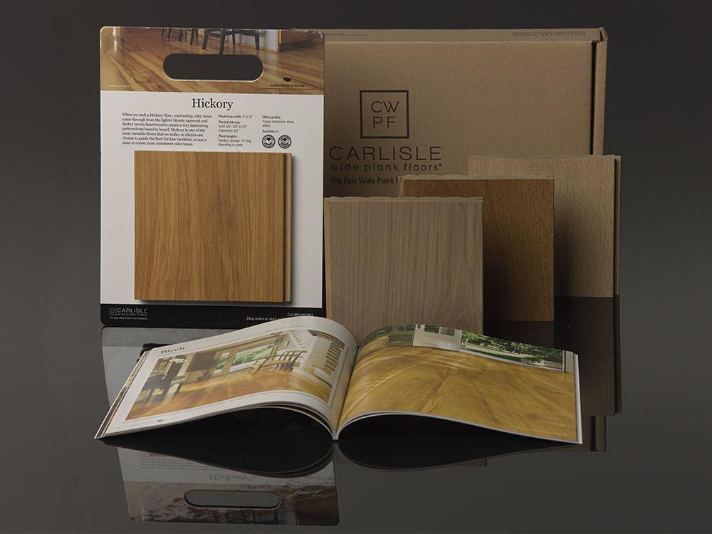 Hardwood Mailer