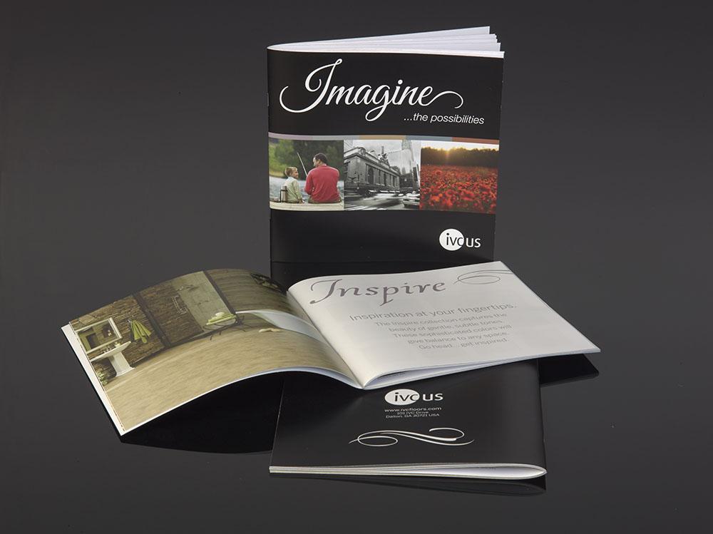 Saddlestitched Brochure