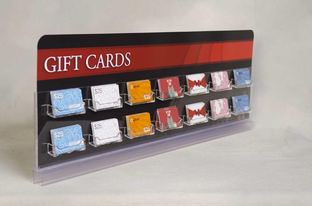 Custom Gift Card Holder