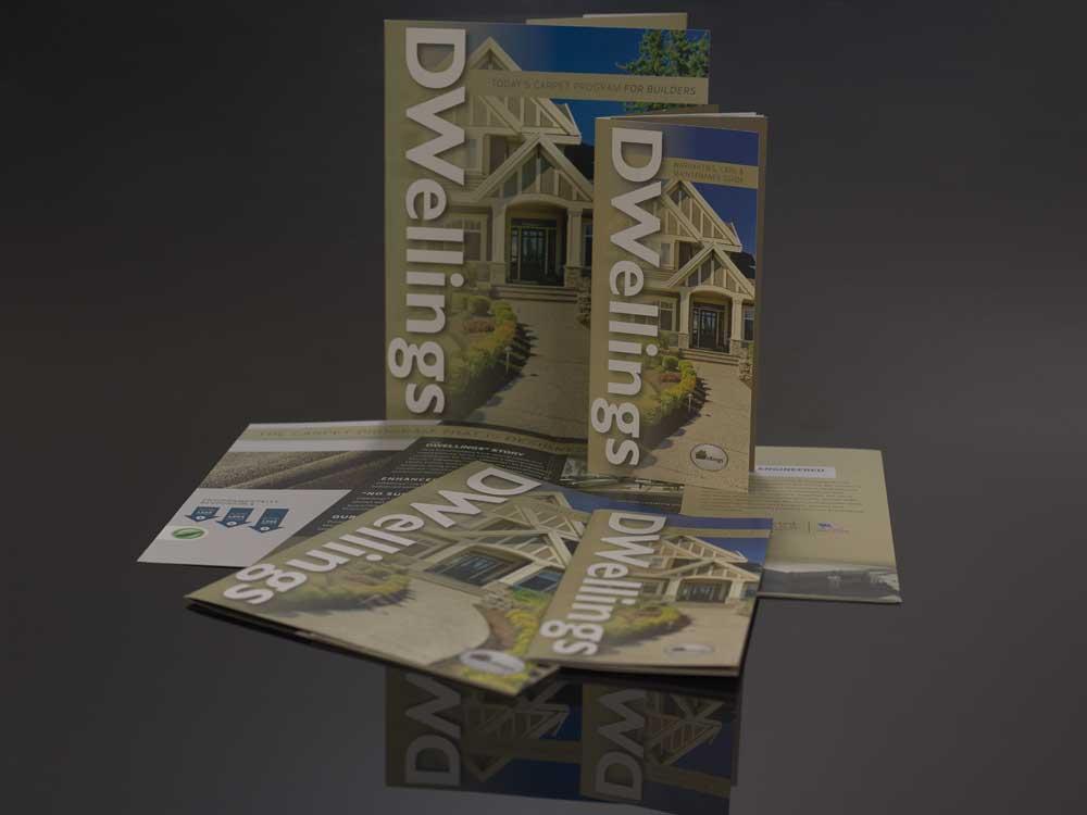 Pocket Folder and Brochure