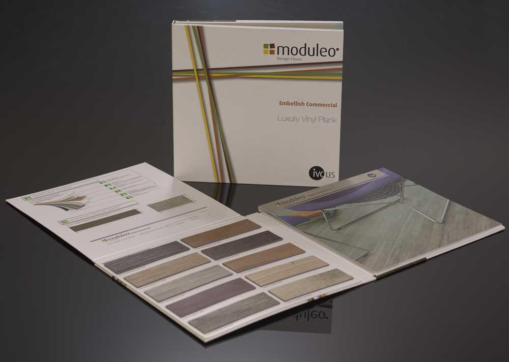 Printed Sample Folders