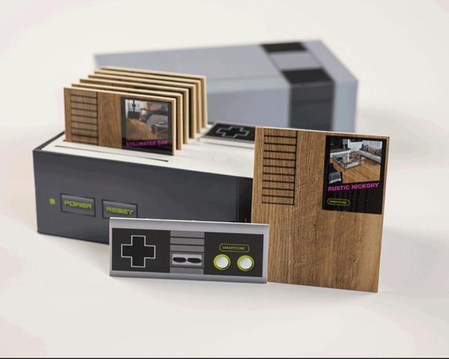 Shaw Game Sales Kit