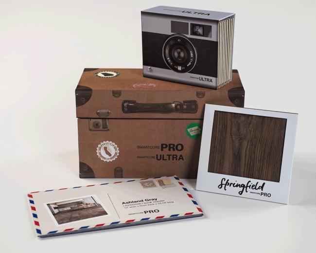 Shaw Trunk Sales Kit