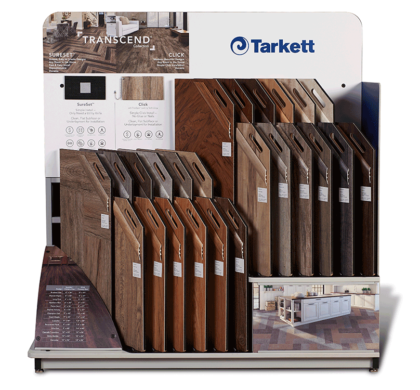 Tarkett Carpet Display