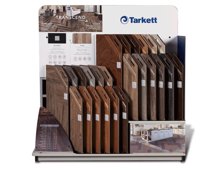 Tarkett Carpet Display